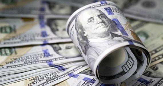 La moneda estadounidense cotizó a la baja en el inicio de la semana.