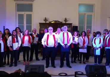 El Coro Municipal de Tupungato Fue Reconocido en la Legislatura mendocina