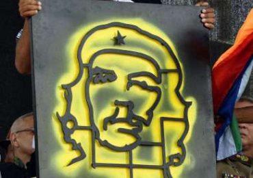 Evo reivindicó al Che