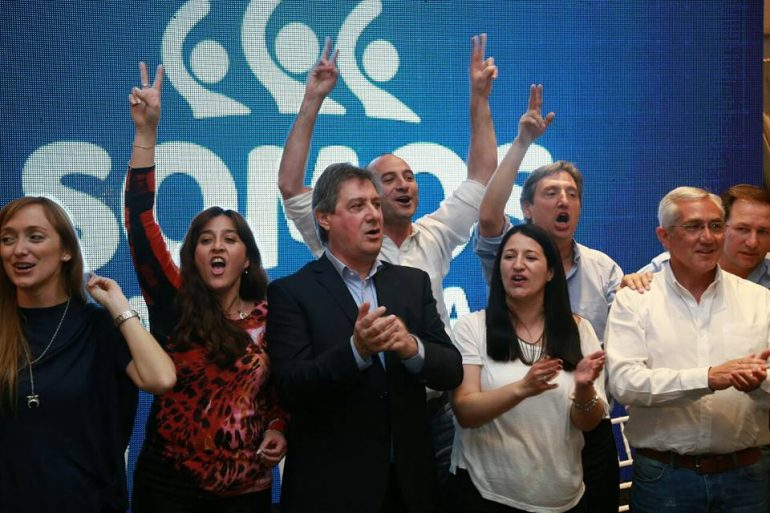 En Tunuyán se impone Somos Mendoza