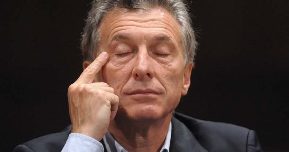 """Macri admitió que """"pensábamos que íbamos a lograr bajar la inflación más rápido de lo que la estamos bajando, pero está bajando."""