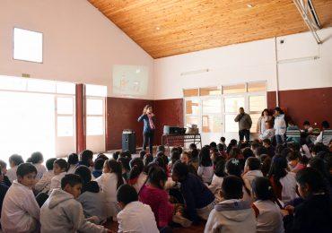 Educacion Nutricional Tupungato