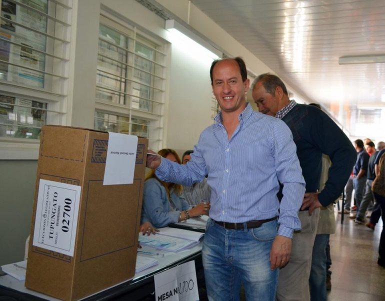 Soto denunció el pago de votos