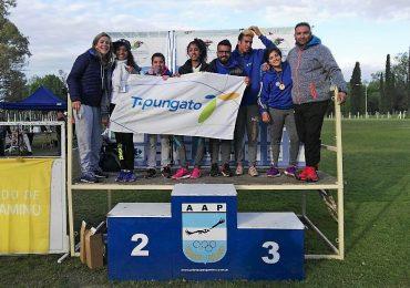Tupungato brillo en el Campeonato Argentino de Atletismo Adaptado