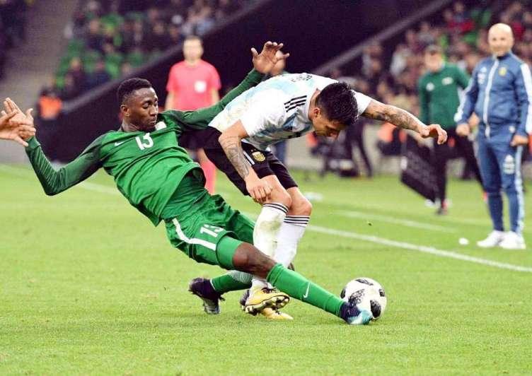 Argentina Nigeria Mundial