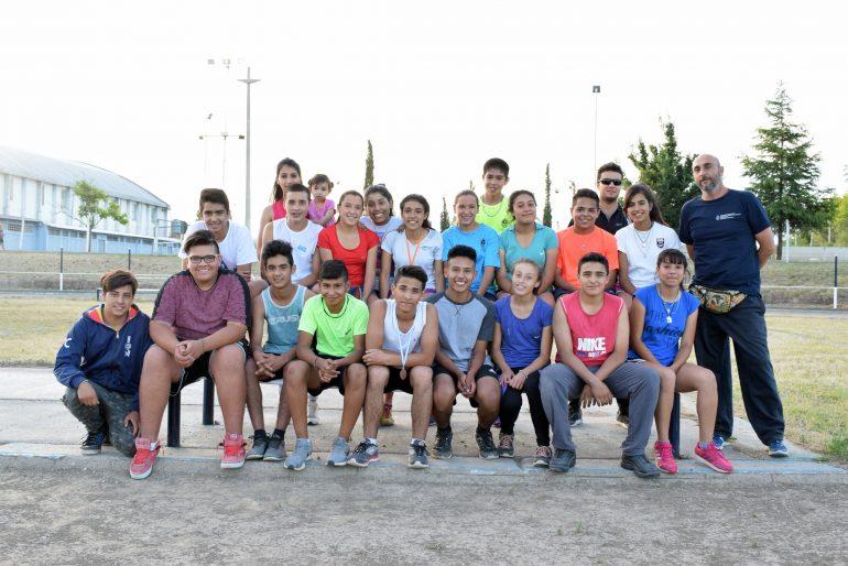Atletismo Tupungato