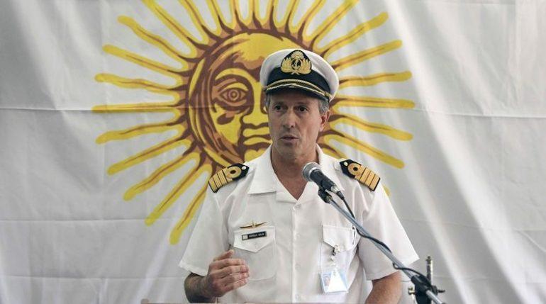 Balbi: Hubo una explosión en el submarino