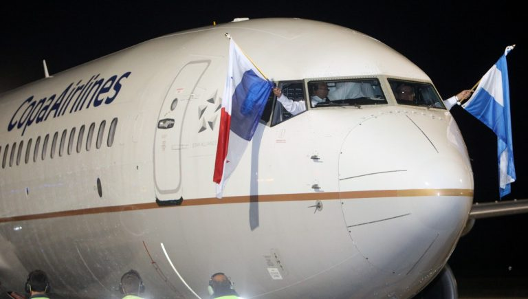 Primer vuelo Copa Airlines