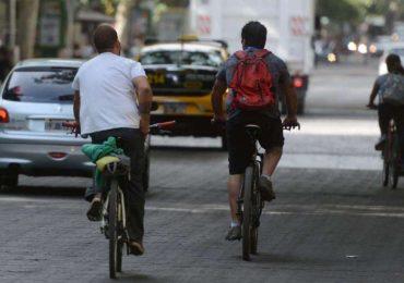 Ley de tránsito: se multará a ciclistas