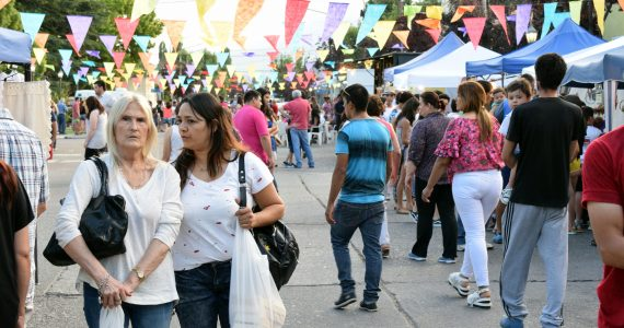 Feria Artesanal Tupungato 2018