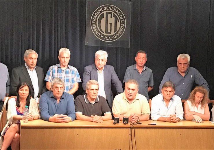 La CGT anunció un paro nacional por la reforma previsional