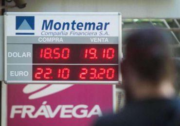 El dólar superó los 19 pesos y temen efecto inflacionario