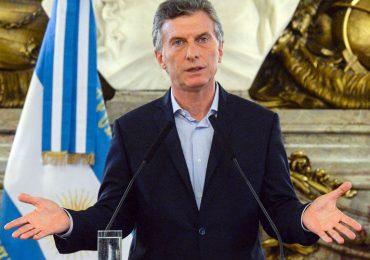 Macri anunció que debe acelerar el ajuste para reducir el déficit