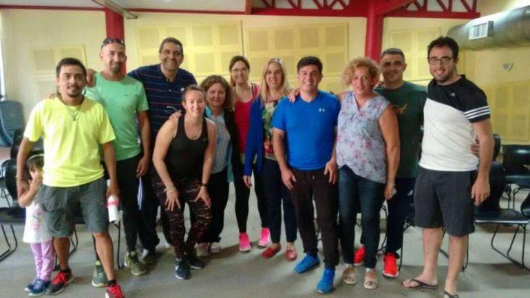 Mayores en Movimiento: Sede Tupungato