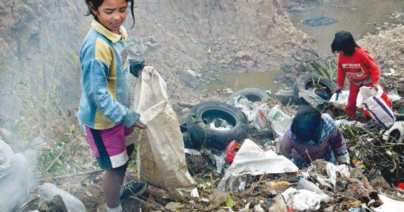 hay 13,5 millones de pobres en Argentina