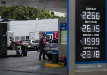 Aumento de Combustible