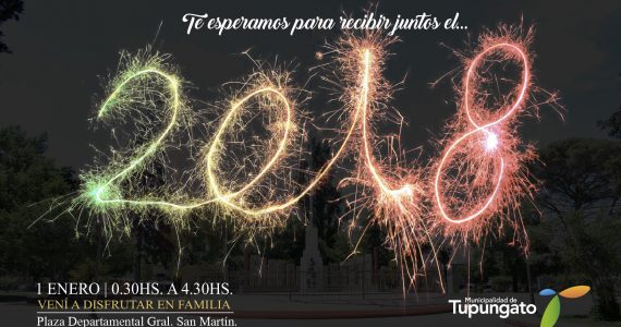Festejo Fin de Año Tupungato