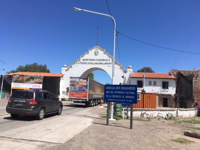 Reparaciones Arco Desaguadero
