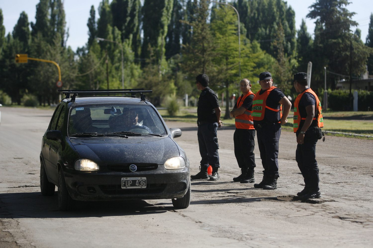 Policía Vial
