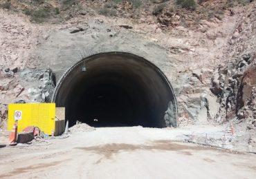Tunel cacheuta potrerillos