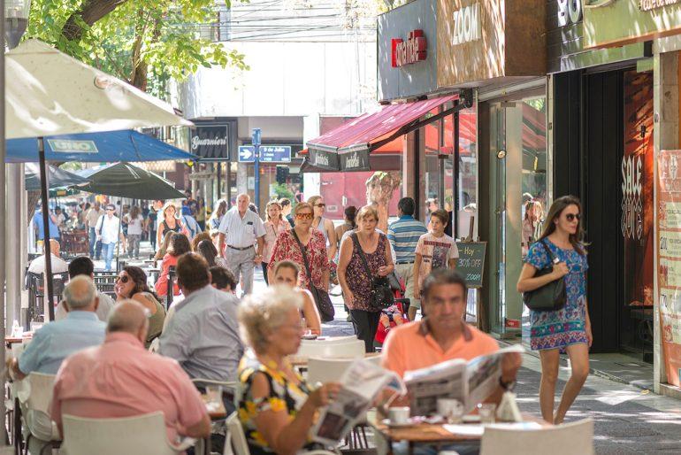 Unos 60 mil turistas comenzaron el año nuevo en Mendoza