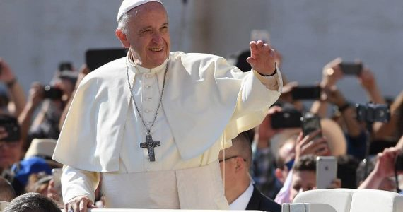 Francisco cumple 5 años como Papa