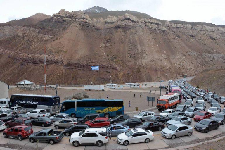 Cayó la cantidad de viajeros que fueron a Chile