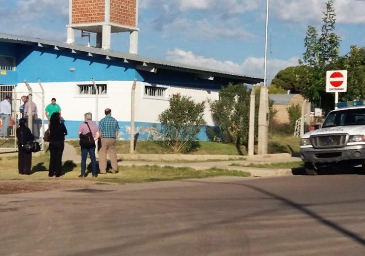 Robo en el CELC Tupungato
