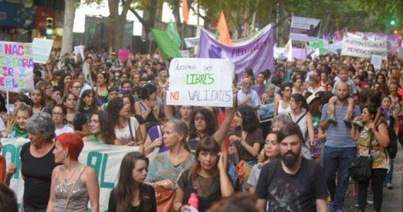 Las mujeres marcharon en su día para lograr igualdad