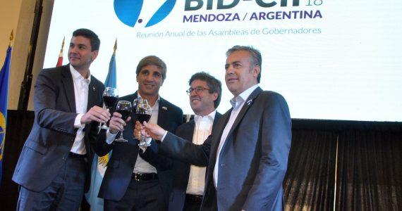 Asamblea del BID en Mendoza, posiciono la provincia en el Mundo