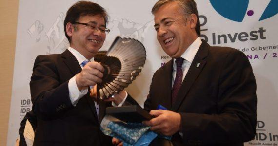 A través del BID, Japón donó 700.000 dólares para la educación de Mendoza