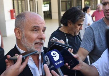 """Jaime Correas: """"Hoy la educación mendocina está funcionando"""""""