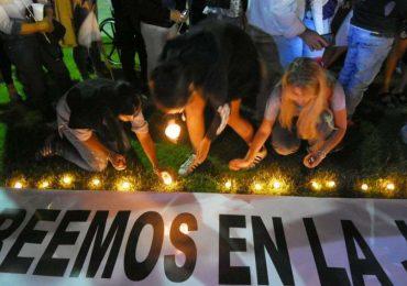 Pueblo Conmocionado: Tunuyán marcho en nombre de Norma Carleti