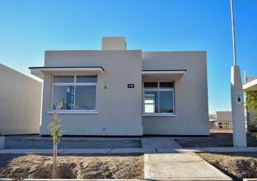 63 Nuevas viviendas se construirán en Tupungato a través del programa Mendoza Construye