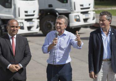 Macri sobre las Tarifas