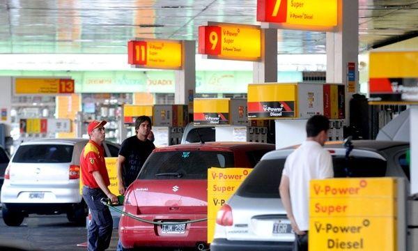 Al igual que Axion, Shell bajará los precios de los combustibles