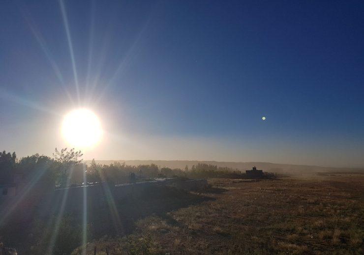 Pronóstico Valle de Uco Zonda