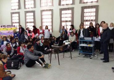Cerca de 40 millones de pesos serán invertidos en la escuela Integración de San Carlos