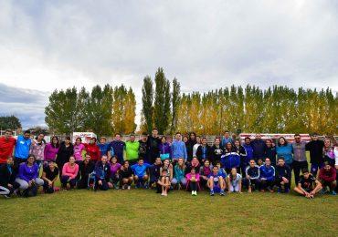 Selección de Atletismo Adaptado en Tgto