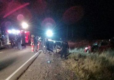 Accidente Fatal en Ruta 88