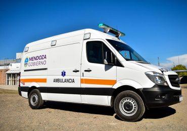 Nueva ambulancia tupungato