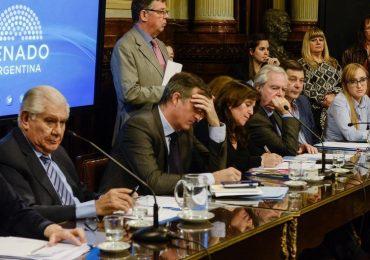 Tras una intensa sesión, el Senado aprobó la ley de tarifas pero Macri la vetará