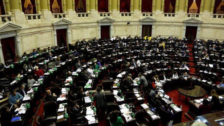 Arranca el debate en el senado