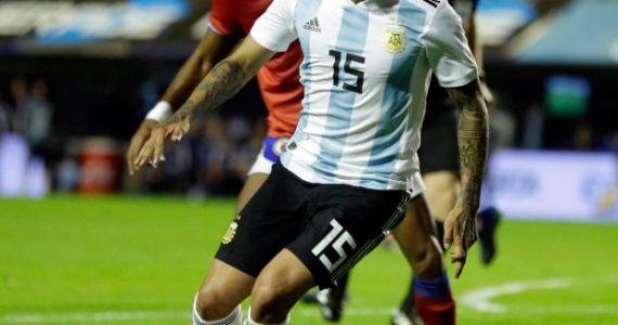 Lanzini se rompió los ligamentos cruzados y se pierde el Mundial