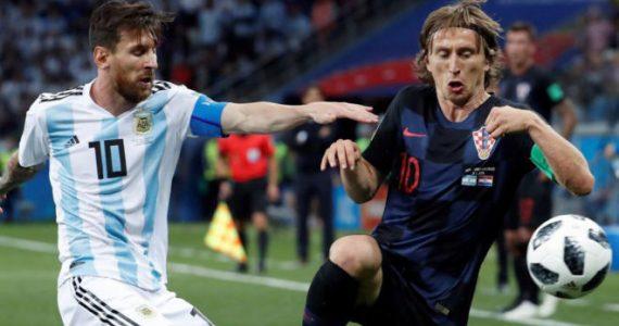 Los antecedentes de Argentina contra Francia en mundiales