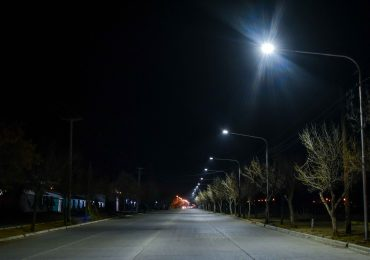 Luminarias Leds Tupungato
