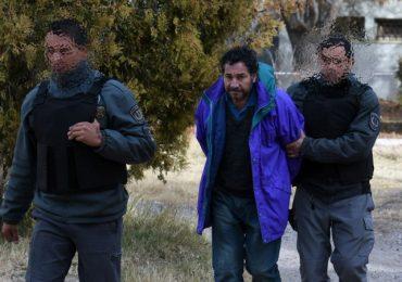 Espera resolución. Juan Carlos Guerrero ayer llegando a los Tribunales de Tunuyán. No está definida su situación.
