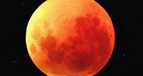 El viernes habrá un eclipse total de Luna y se podrá ver en Mendoza