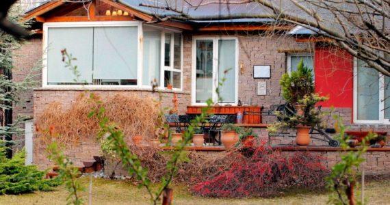 casa de los Kirchner en El Calafate, Santa Cruz