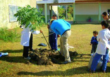 Será en Tupungato, el Municipio donará árboles a todasaquellas Instituciones Educativas del Departamento, que así lo requieran.
